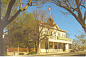 Pleasanton Hotel Pleasanton California Postcard cs2954 (Image1)