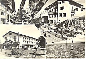 Views in Austria Postcard cs2955 (Image1)
