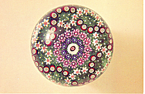 Magnum Garland French Paperweight Postcard cs2964 (Image1)