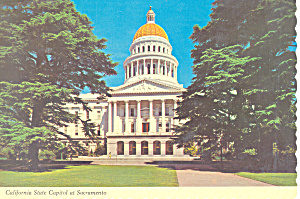 State Capitol, Sacramento,California (Image1)