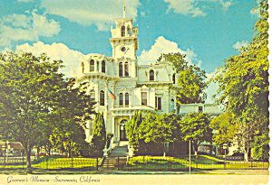 Governor's Mansion, Sacramento,California (Image1)