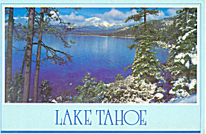 Lake Tahoe,California (Image1)