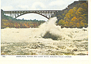 Whirlpool Rapids,Niagara Falls,Ontario, Canada (Image1)