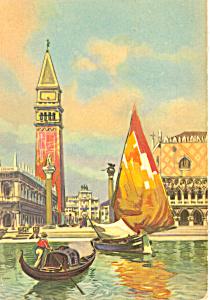 St Mark's Minor Square,Venice, Italy (Image1)