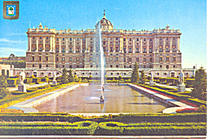 Royal Palace, Madrid, Spain (Image1)
