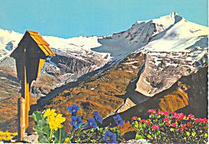 Tuxerjoch 2340m Zillertal Tirol Austria cs3085 (Image1)