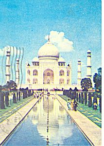 Taj Mahal Agra, India (Image1)