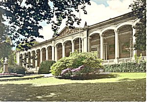 Baden Baden Germany Trinkhalle Cs3113