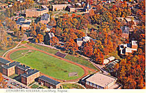 Lynchburg College  Lynchburg Virginia cs3171 (Image1)