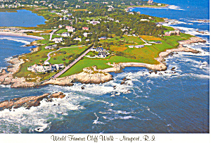Cliff Walk,Newport Rhode Island (Image1)