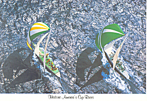 America's Cup Races,Newport Rhode Island (Image1)