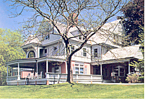 Sagamore Hill Oyster Bay New York cs3212 (Image1)