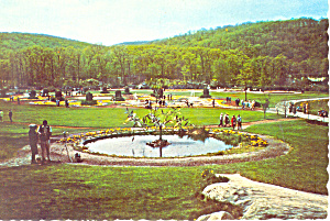 Sterling Forest Gardens Tuxedo New York Postcard cs3228 (Image1)
