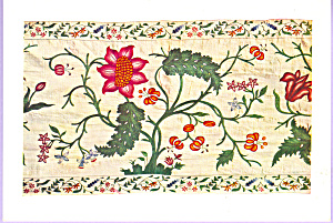 Embroidered Bed Cover (Image1)