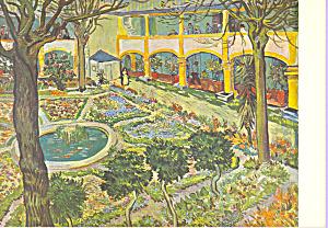 Winterhur Vincent Van Gogh Postcard cs3335 (Image1)