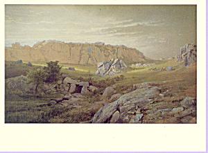 Paradise Newport  William Trost Richards Postcard cs3338 (Image1)