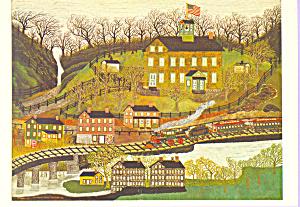 Manchester Valley Joseph Pickett Postcard cs3366 (Image1)