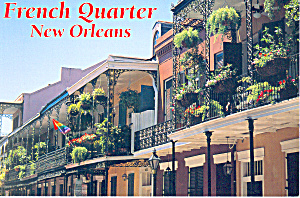 French Quarter ,New Orleans,Louisiana (Image1)