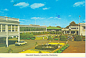 Tote Board, Churchill Downs, Kentucky (Image1)
