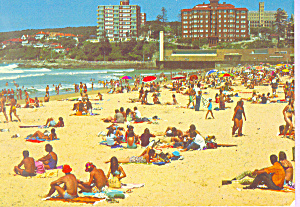 Manly Surf Beach, Australia (Image1)