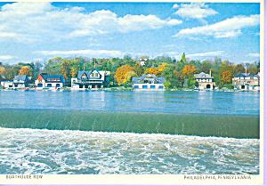 Boat House Row Philadelphia Pennsylvania cs3445 (Image1)