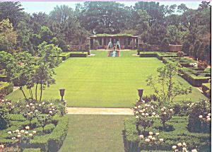 English Portico Garden Granada Spain cs3461 (Image1)