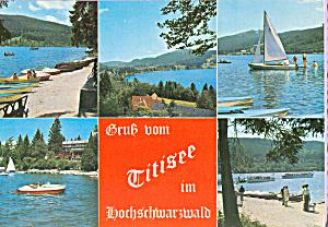 Titisee  Hochschwarzwald Germany cs3469 (Image1)