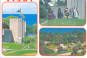 Visby Sweden Knights of the Medieval cs3472 (Image1)