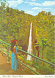 Akaka Falls on Big island of Hawaii cs3479 (Image1)