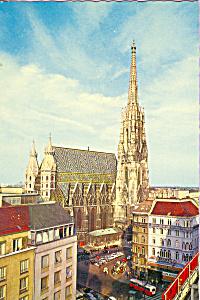St Stephens Cathedral  Vienna  Austria cs3494 (Image1)