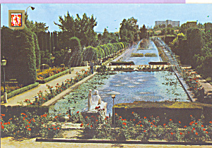 Royal Palace Christian Kings Cordoba Spain Postcard cs3495 (Image1)