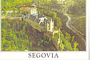 El Alcazar Segovia Spain cs3503 (Image1)