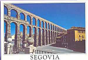 El Acueducto de Segovia Segovia Spain cs3504 (Image1)