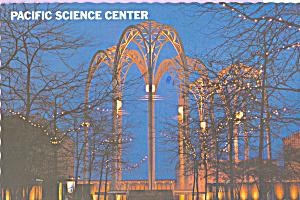 US Science Pavilion Seattle World s Fair Postcard cs3533 (Image1)