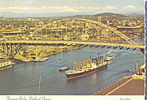 Fremont Bridge Portland Oregon cs3534 (Image1)
