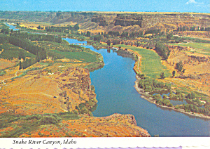 Snake River Canyon, Idaho (Image1)