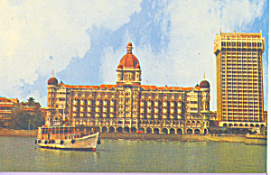 Taj Mahal Hotel Mumbai India Cs3543