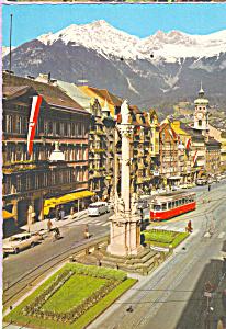 Maria Therasien Strasse,Innsbruck, Austria (Image1)