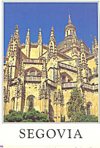 La Cathedral, Segovia Spain cs3567 (Image1)