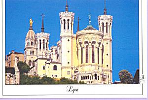 The Apse of the Basilique Notre Dame de Fourviere Lyon cs3575 (Image1)
