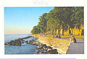 Visby Gotland Sweden The Boardwalk cs3587 (Image1)
