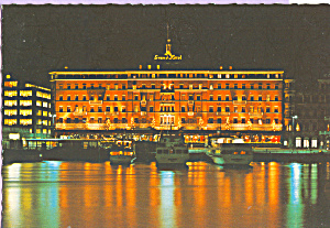 Grand Hotel Stockholm Sweden Cs3597