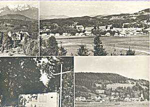 Schloss Teltschach Austria RPPC (Image1)