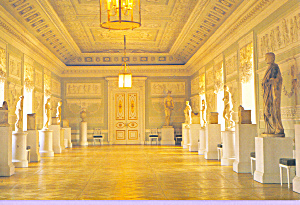 Hall Of Gentlemen In Waiting Pavlovsk Palace Russia Cs3680