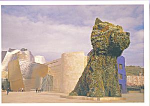 Guggenheim Bilboa Museoa  Bilboa Spain cs3710 (Image1)