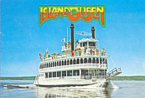The Island Queen  cs3718 (Image1)
