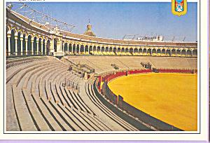 La Maestranza Bull Ring Sevilla Spain cs3790 (Image1)