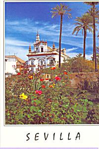 Iglesia de San Jorge, Sevilla, Spain (Image1)