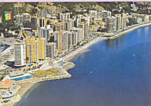 Maritimal Walk Malaga Costa del Sol Spain cs3809 (Image1)