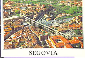 Roman Aqueduct, Segovia, Spain (Image1)